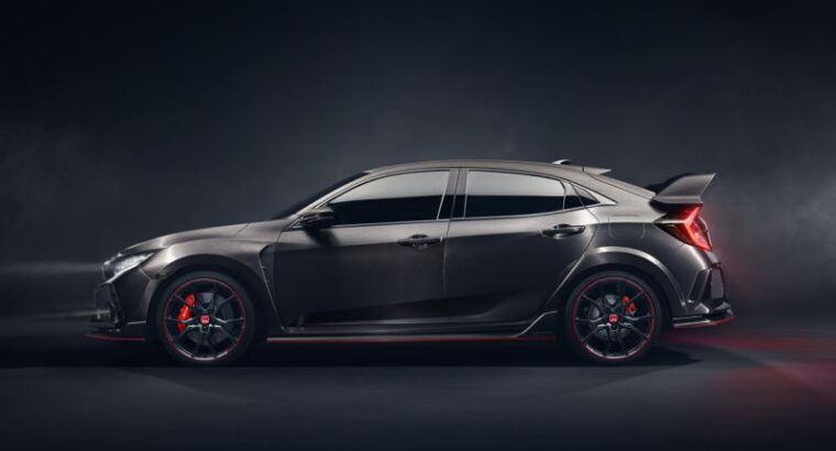 Honda Civic 2017 Type R 4