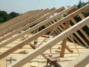Reparatii si modificari acoperis