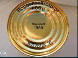 Conserva a armatei americano-germane,din 1988.