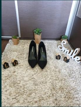 Pantofi Stiletto dama eleganti,+CADOU ser reducere riduri