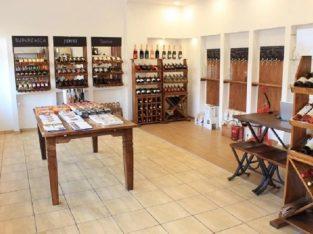 Vand afacere la cheie Sibiu. Magazin vinuri ( crama)