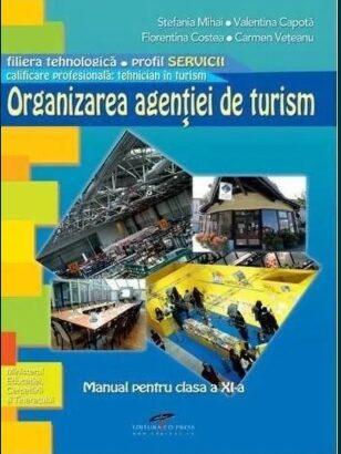Organizarea agentiei de turism