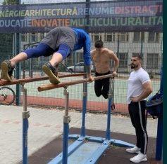 Antrenamente personale in aer liber (Fitness-Nutritie).