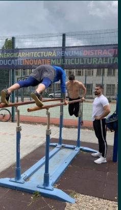 antrenament sportiv
