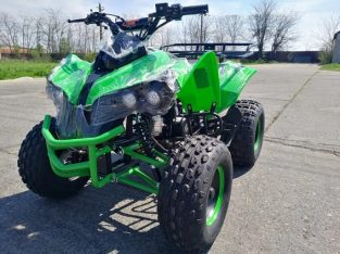 Atv Warrior Green Nou