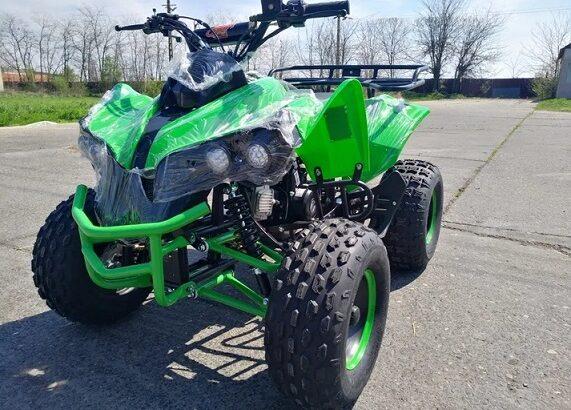 Atv Warrior Green Nou