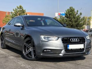 Audi A5 Coupe, S-line, Quattro, 2014