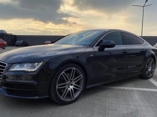 Audi A7 3.0 tdi 245cp S-line interior/exterior