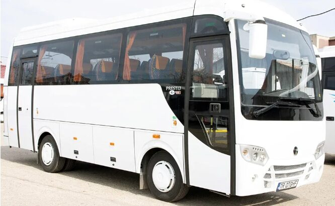 TEMSA PRESTIJ 2017 microbuz autocar autobuz TranscarSRL