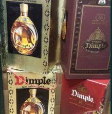 Colectie bauturi vechi