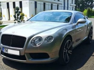 Bentley Continental GT MULLINER V8,4000 cmc,507 CP, 4×4