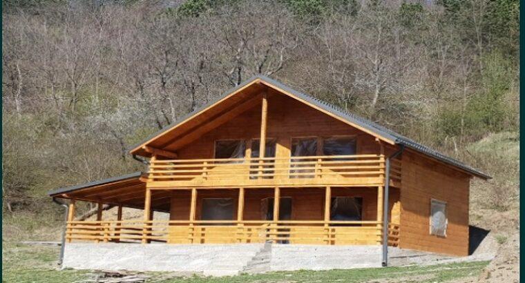 Cabana de vanzare Valea Ierii