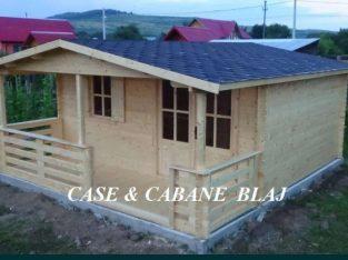 Case din lemn , Cabane ,Casute de Gradina – Casuta Braila PROMOVEAZA ANUNTUL