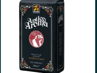 Cafea boabe Zicaffe Antico Aroma 250g