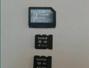 Carduri memorie MMC / M2