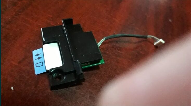 Cititor original carduri memorie laptop Lenovo Thinkpad