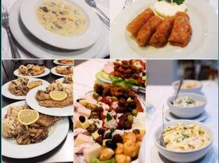 Servicii catering – meniul zilei Arad