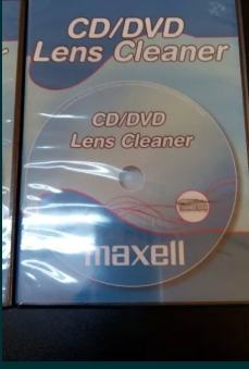 Cleaner CD-DVD cu periute