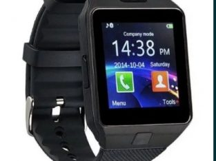 Ceas Smartwatch DZ09, BT, Camera 1.3MP, 1.54 Inch, Garantie 2 ani