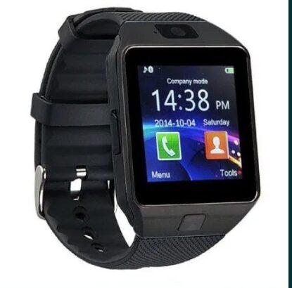 Ceas Smartwatch DZ09, BT, Camera 1.3MP, 1.54 Inch, Garantie 2 ani