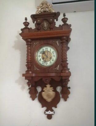 Reparatii pendule ceasuri ornamentale side turn