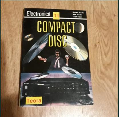 COMPACT DISC – electronica – carte