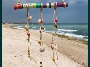 Decorațiuni boho handmade