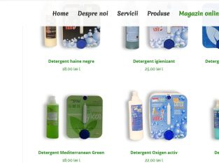 Detergent lichid bio haine