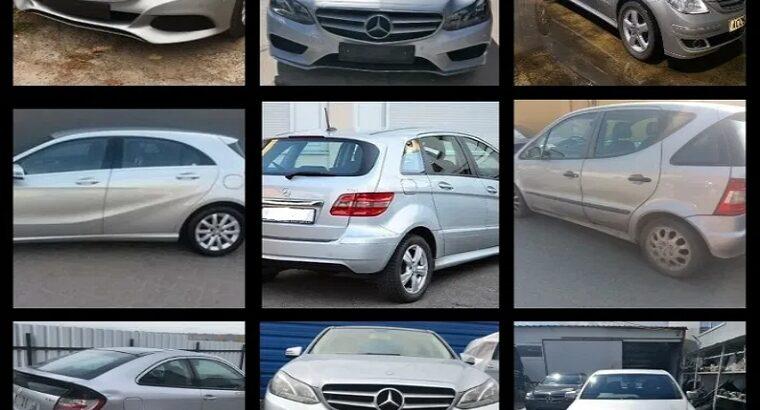 Dezmembrari Mercedes mai multe modele/piese/dezmembrez auto