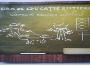 Ora de educatie rutiera – Cursuri pentru parinti