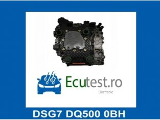 Reparatii electronice cutii automate DSG7 DQ500 0BH si DQ200 0AM 0CW
