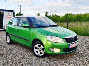 SKODA FABIA Euro 5 Benzină GARANTIE posibilitate achizitie in RATE