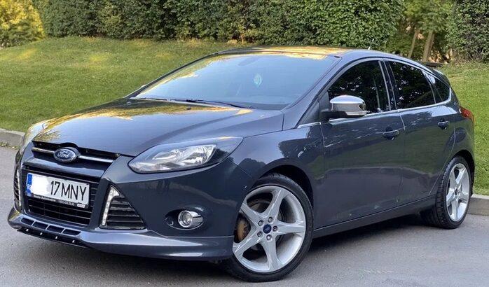 Ford Focus Pachet : ZETEC S Original 1.6 Diesel