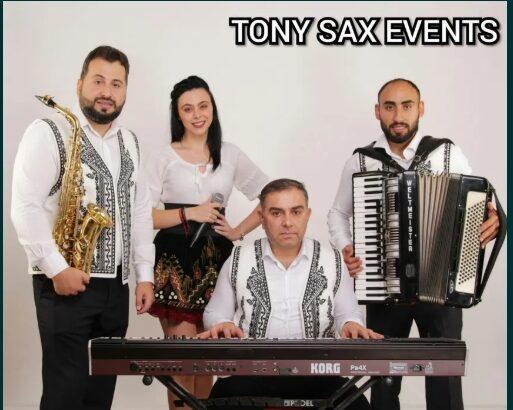 Formatie Nunta Evenimente Botez Formatii Tony Sax Events