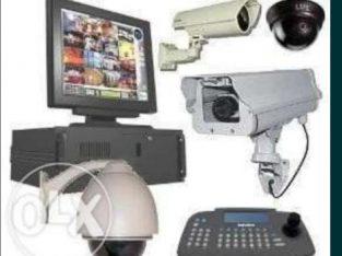 Instalăm Sisteme de Supraveghere Video, Alarme, Panouri fotovoltaice
