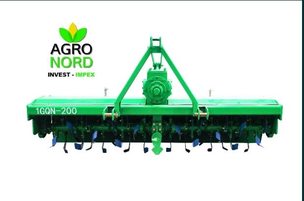 Freza agricola 230 cm / 2.30 m Konig Traktoren CB33