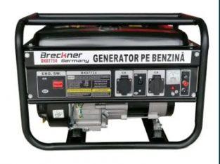 Generator de curent monofazat, 6 CP, put. max.2.3 kw, Brekner Germania