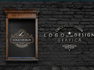LOGO Design, Carti de vizita, Grafica de orice fel, Banner ,Meniu, .
