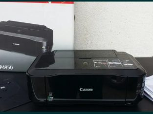 Imprimanta – Canon – Pixma – ip4950 – foto – cd – dvd
