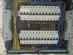Execut instalatii electrice, electrician