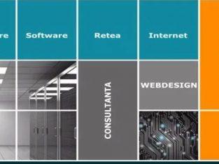 Servicii IT&C, Calculatoare, Servere, Webdesign