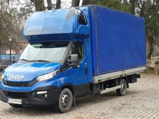 Iveco Daily 35s15 17 prelata an fabricatie 2015