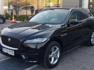 Jaguar F-Pace Suv Diesel 2019