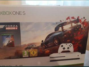Xbox one s si 3 jocuri