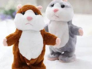 Hamsterul vorbitor care merge. NOU!!