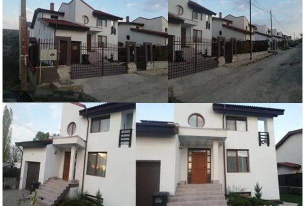 Casa – 260m² + Teren – 512m², Visan| Licitatie publica