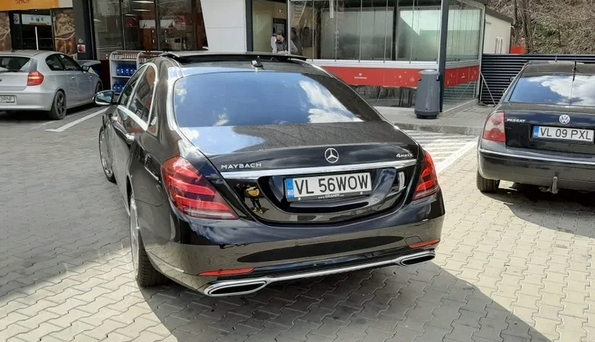 Vand mercedes S 400 Maybach