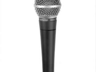 Microfon profesional dinamic cardioid SM58