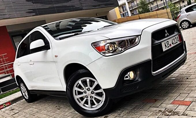Mitsubishi AsX cleartec benzina GpL euro 5
