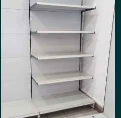 Rafuri metalice Supermarket, Mobilier magazin, Raft din metal